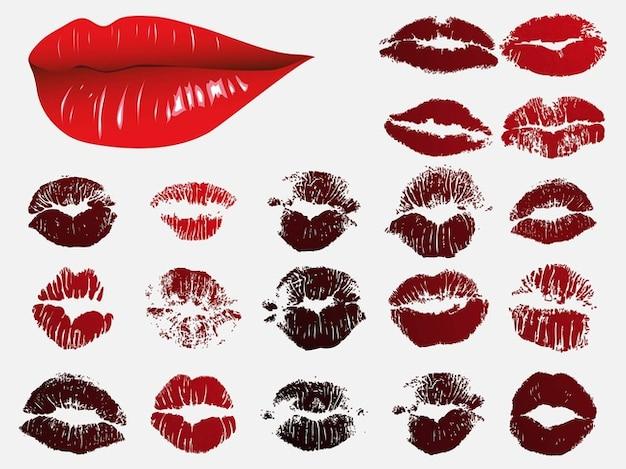 Satz Von Valentinstagdesignelemente Vektorgrafik | Thinkstock