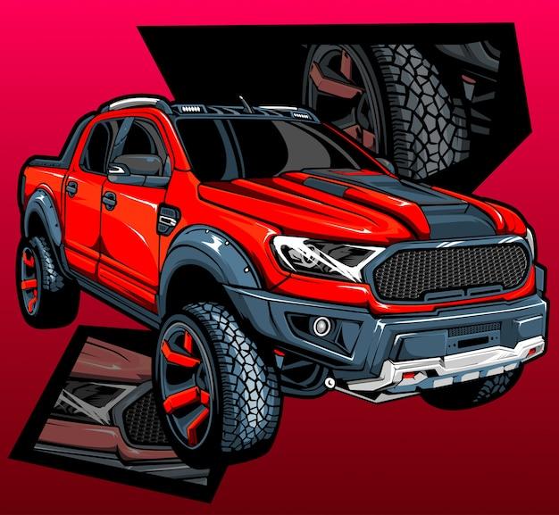 Ford Premium Vektoren