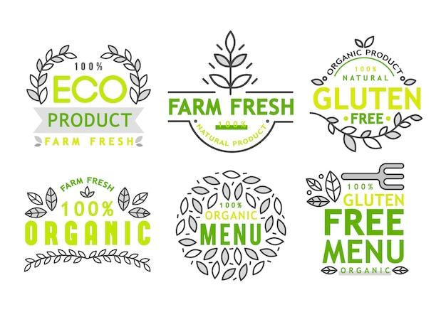 Freie ikone des glutens, freies zeichen des glutens lokalisiert über weißem hintergrund. Kostenlosen Vektoren