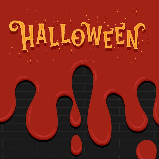 Fröhliche halloween-feier Kostenlosen Vektoren