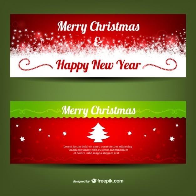 frohe weihnachten banner vorlagen download der. Black Bedroom Furniture Sets. Home Design Ideas