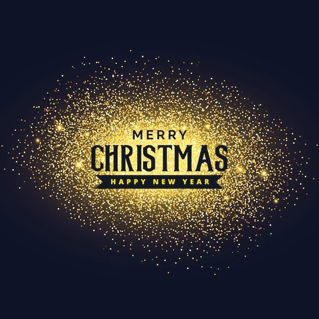 Frohe Weihnachten Glitzer.Frohe Weihnachten Glitzer Hintergrund Design Download Der Premium