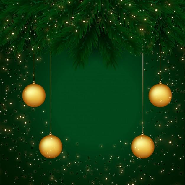 Frohe weihnachten grußkarte hintergrund Kostenlosen Vektoren