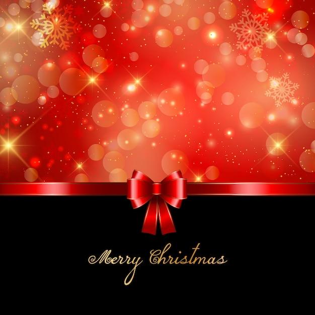 Frohe weihnachten hintergrund Kostenlosen Vektoren