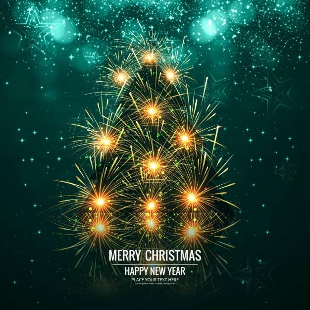 Frohe weihnachten stilvollen hintergrund download der for Weihnachten hintergrund kostenlos