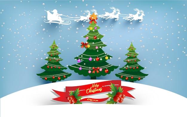 Frohe Weihnachten und ein glückliches neues Jahr. Illustrationen von ...