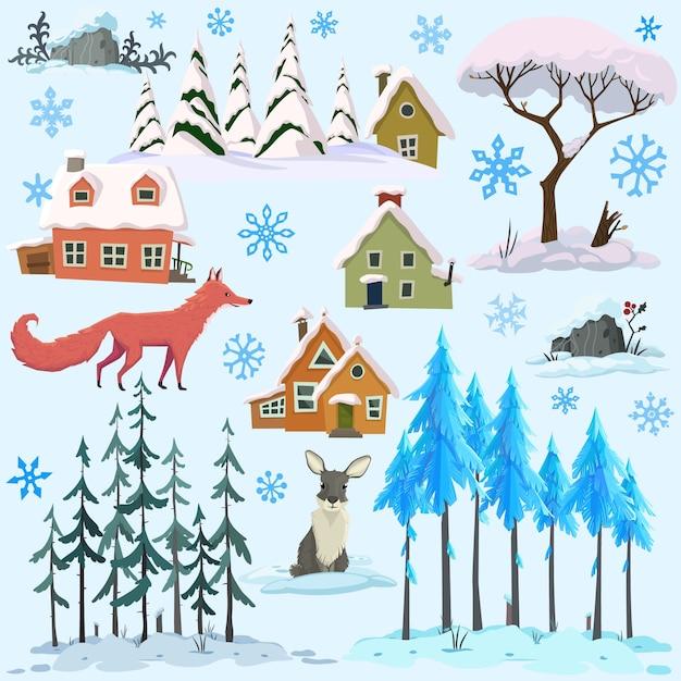 Frohe Weihnachten 3d.Frohe Weihnachten Und Ein Glückliches Neues Jahr 3d Vektor Icon Set