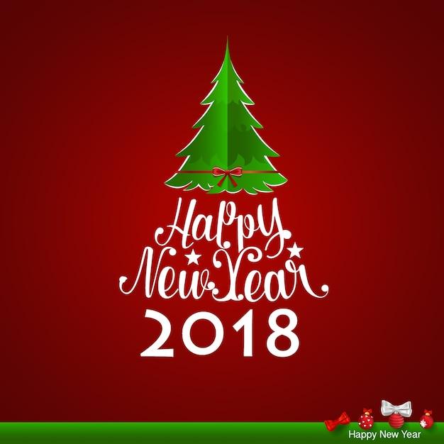 Frohe Weihnachten Und Guten Rutsch Ins Neue Jahr Grusskarte