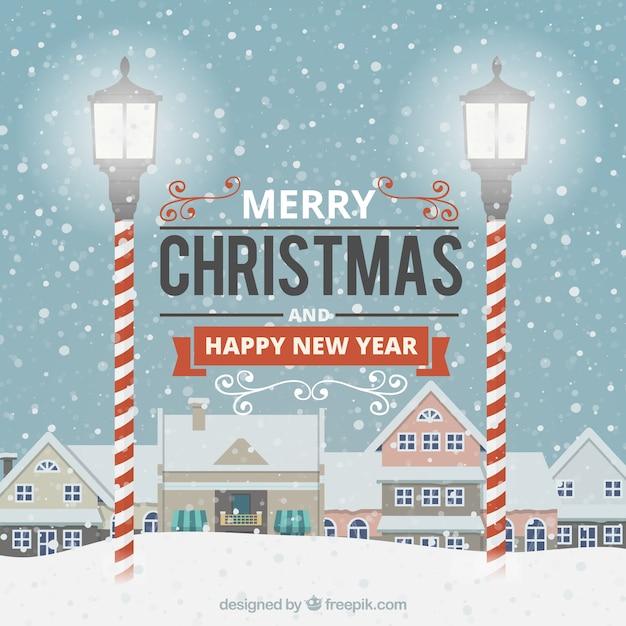 Frohe Weihnachten und Happy New Year Grüße   Download der ...