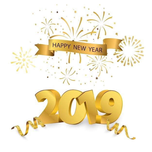 Bildergebnis für gutes neues jahr 2019