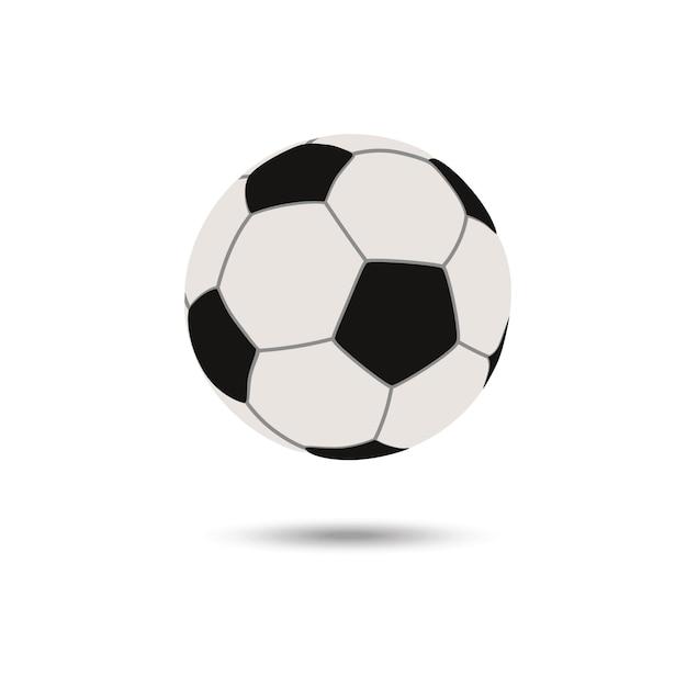Fußball-fußball Premium Vektoren
