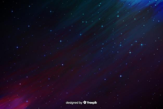 Galaxy-hintergrund Kostenlosen Vektoren