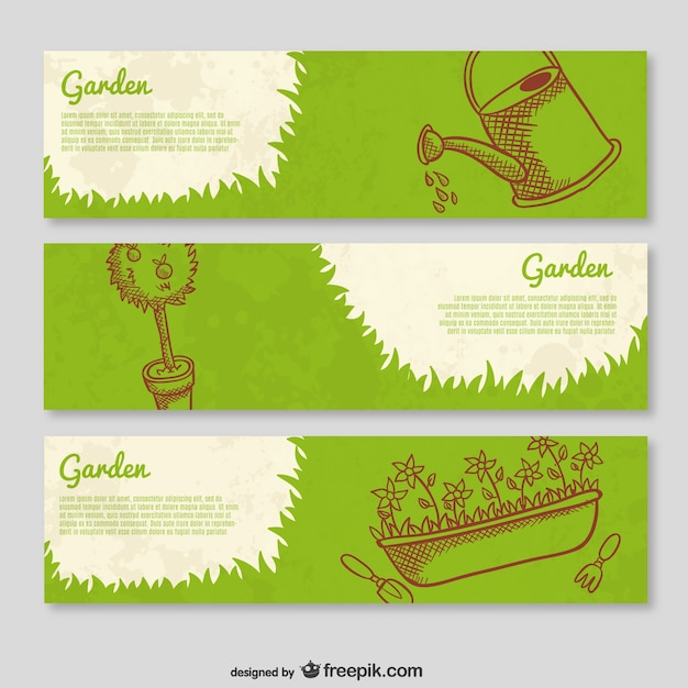 Landscaping Design Backgrounds