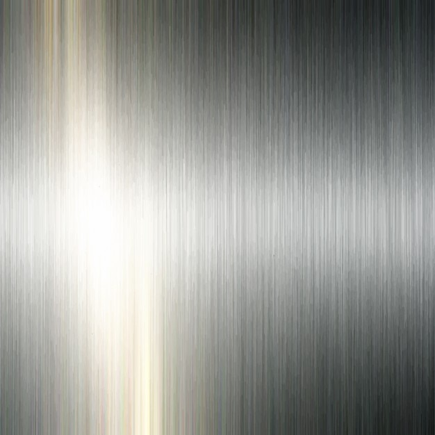 Gebürstetem metallic-hintergrund Kostenlosen Vektoren