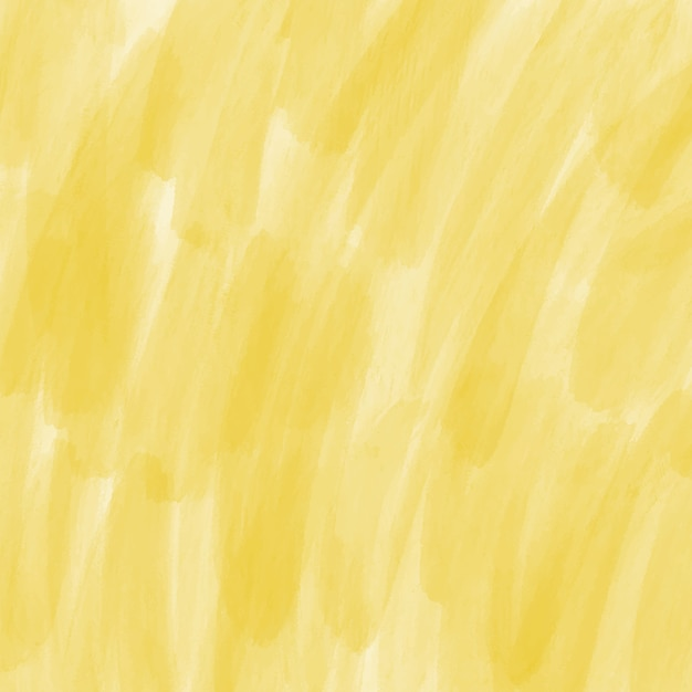 Gelbe abstrakte aquarell vektor Kostenlosen Vektoren