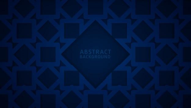 Geometrische hintergrundschablone der abstrakten steigung Premium Vektoren