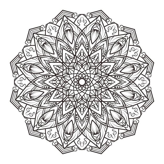37 mandala geometrische formen  besten bilder von