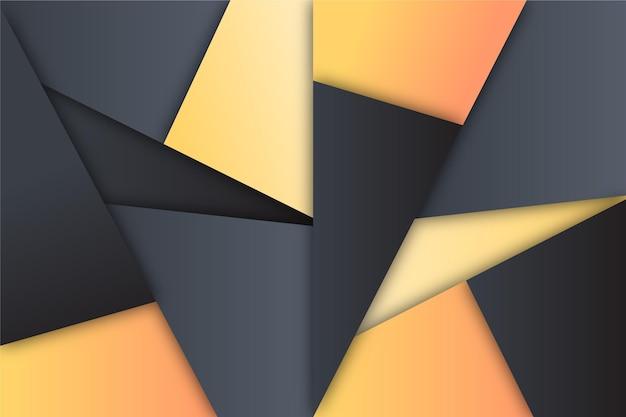 Geometrischer hintergrund des abstrakten gradienten Kostenlosen Vektoren