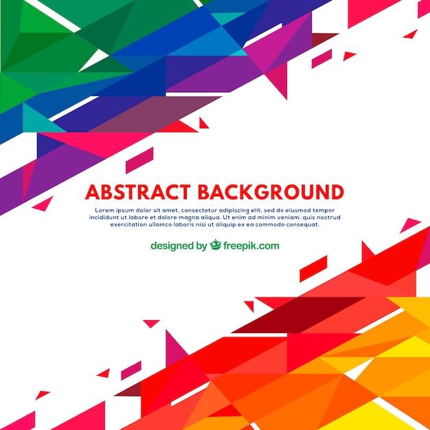 Geometrischer hintergrund mit abstrakten stil download for Meine wohnung click design free