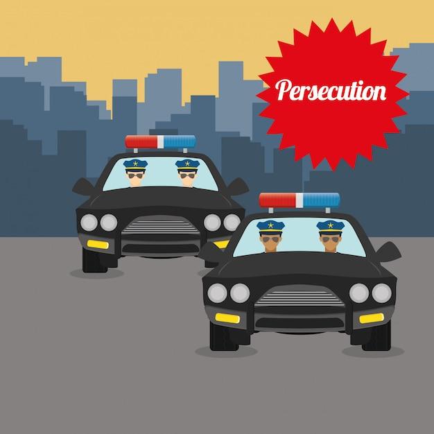 Gerechtigkeit-icon-design Premium Vektoren