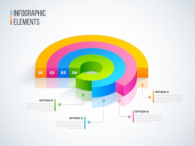 Geschäft infografik. Premium Vektoren