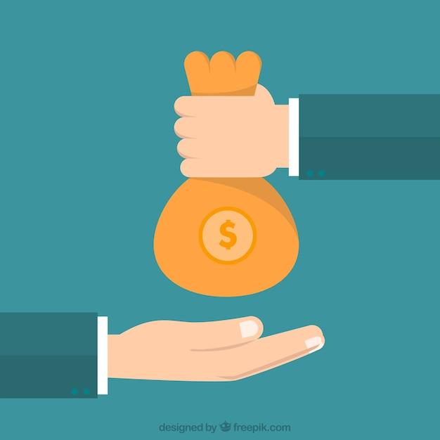 Geschäftsergebnis Kostenlosen Vektoren