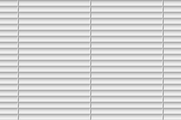 Geschlossenes rollladenfenster Premium Vektoren