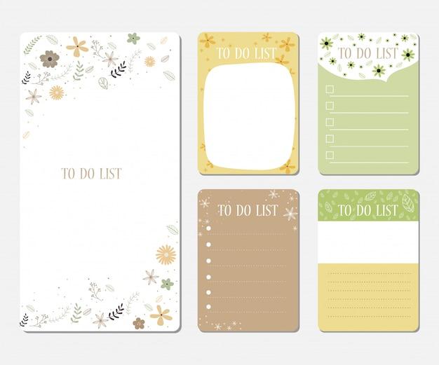 Gestaltungselemente für notebook Premium Vektoren