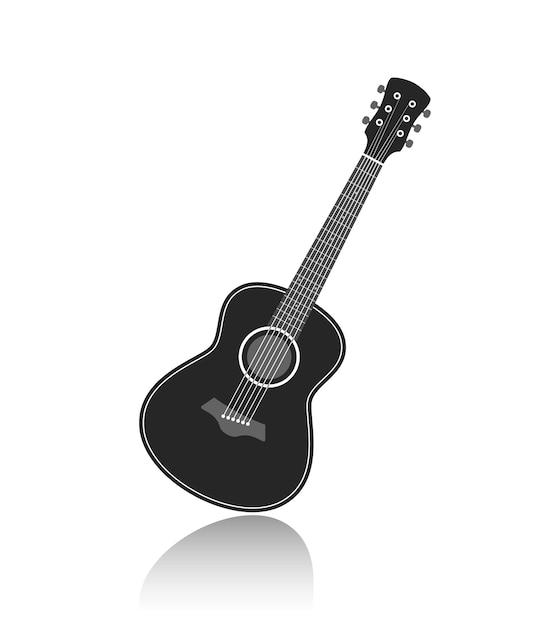 Gitarre Kostenlosen Vektoren