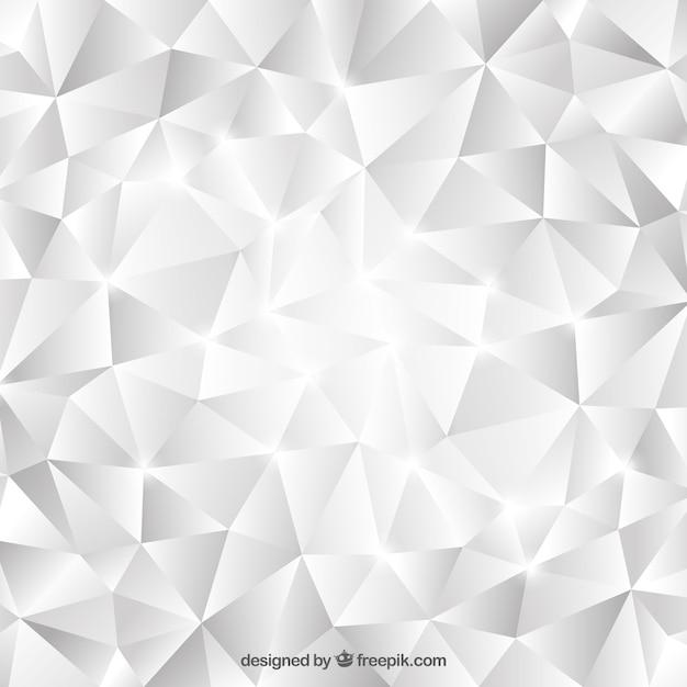 Glänzender hintergrund mit diamant-effekt Kostenlosen Vektoren