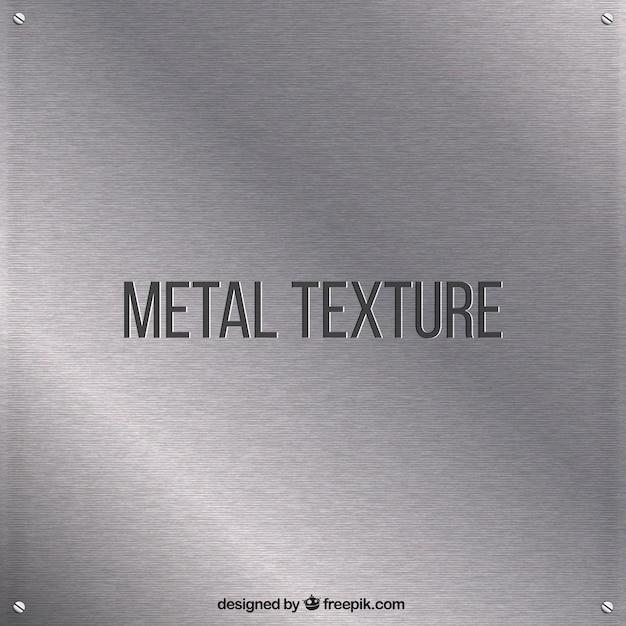 Glänzendes metall textur Kostenlosen Vektoren