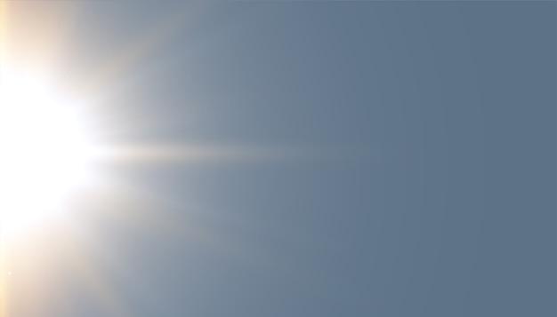 Glühender lichteffekt auf grau Kostenlosen Vektoren