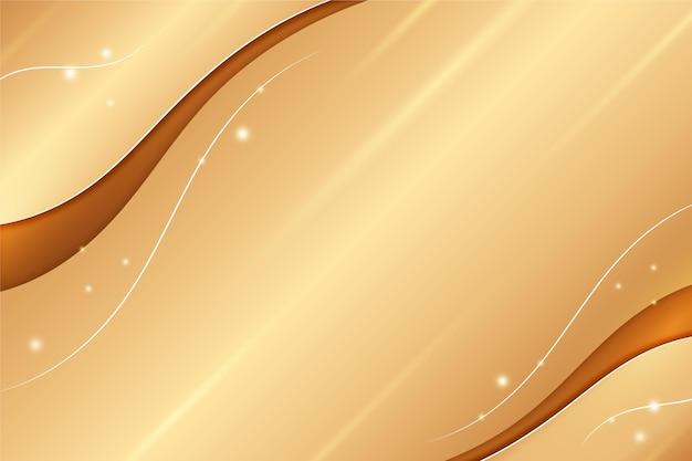 Gold luxus hintergrund konzept Kostenlosen Vektoren
