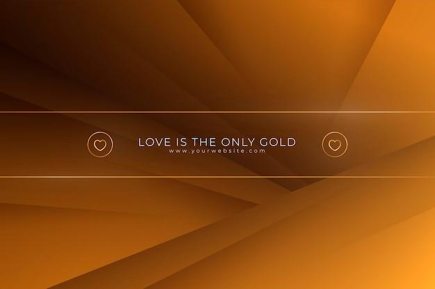 Gold luxus tapete Kostenlosen Vektoren