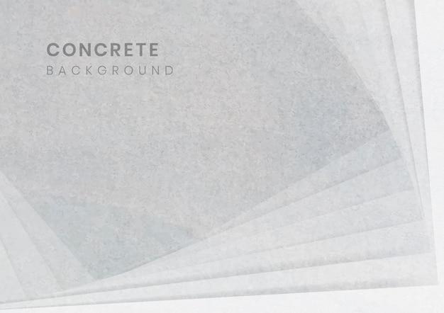 Grauer geometrischer moderner hintergrund 3d Kostenlosen Vektoren