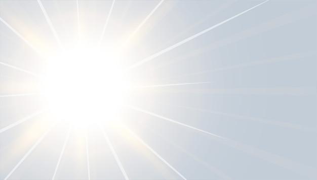Grauer hintergrund mit leuchtendem lichteffektdesign Kostenlosen Vektoren