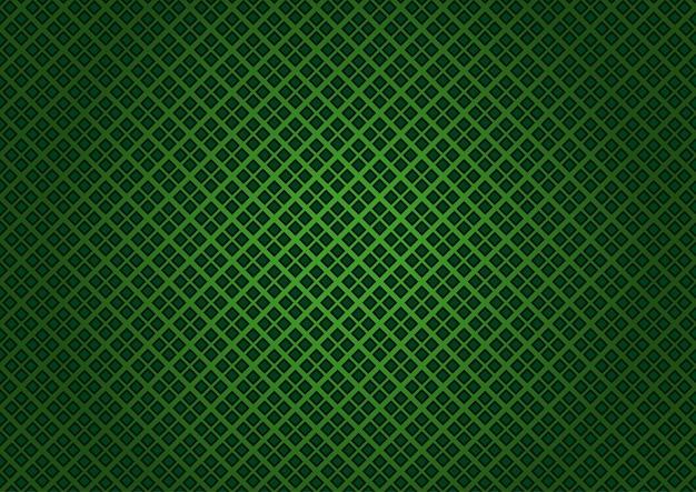 Grüne karierte textur Premium Vektoren