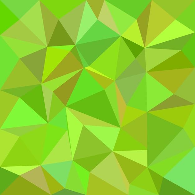 Grüner mosaikhintergrund Kostenlosen Vektoren