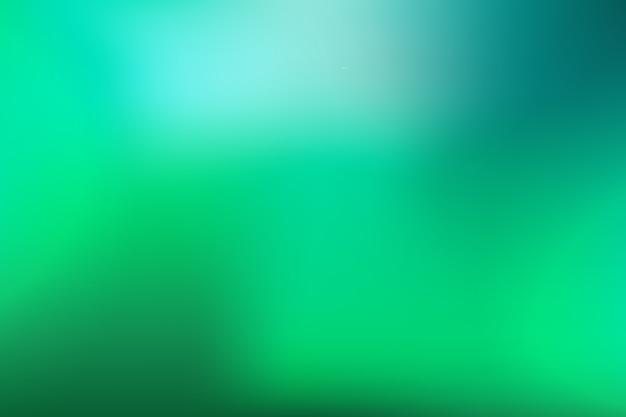 Grüntöne hintergrund mit farbverlauf Kostenlosen Vektoren