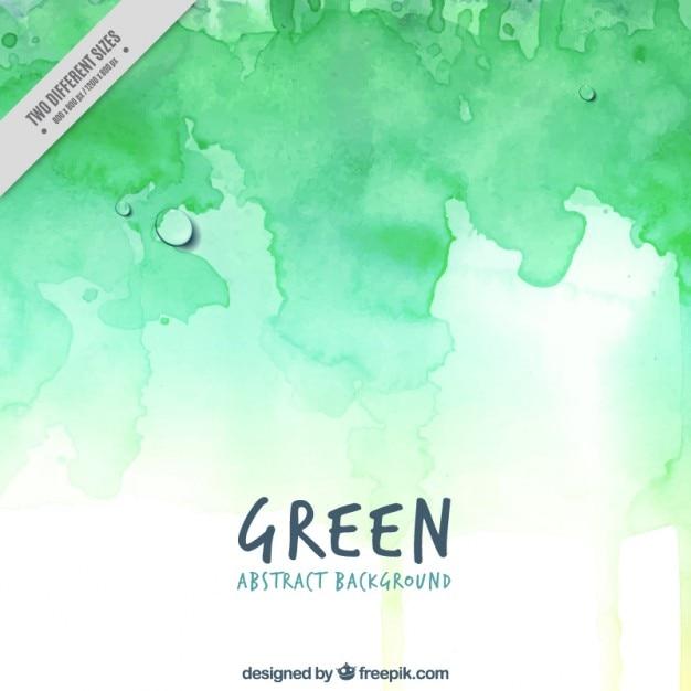 Grüner abstrakter Hintergrund Kostenlose Vektoren