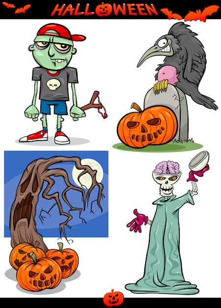 Groß Halloween Themen Galerie - Druckbare Malvorlagen - amaichi.info