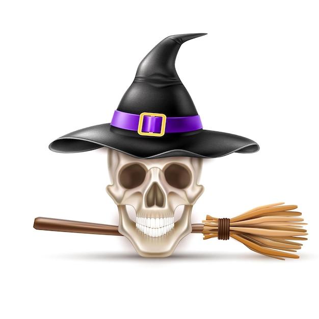 Halloween feiertagselementillustration Premium Vektoren