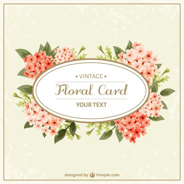 Hand gezeichnete kleine Blumen mit Blättern Ornament | Download der ...