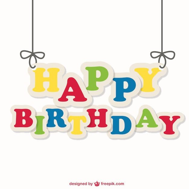 Happy birthday bilder zum ausdrucken kostenlos