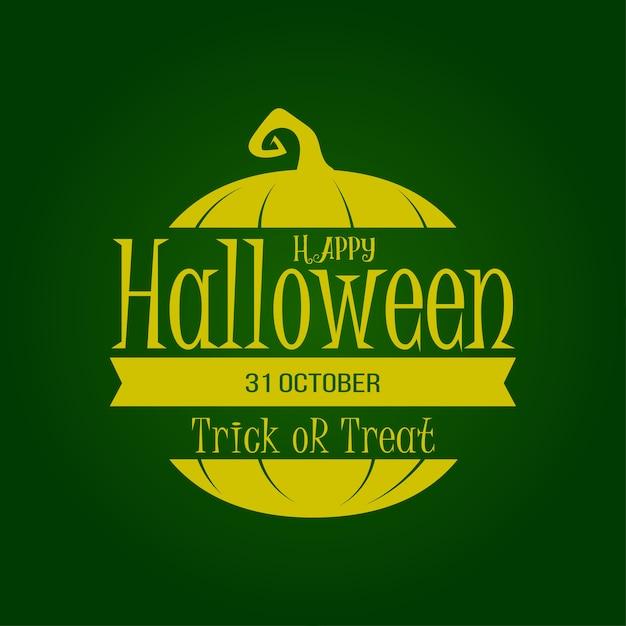 Happy halloween schriftzug vorlage Premium Vektoren