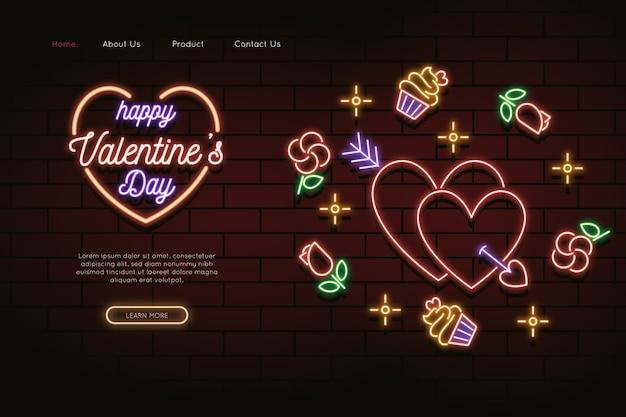 Herzsammlung für valentinstag Kostenlosen Vektoren