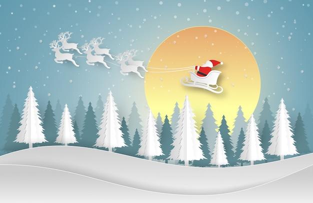 Hintergrund der frohen weihnachten und des guten rutsch ins neue jahr. Premium Vektoren