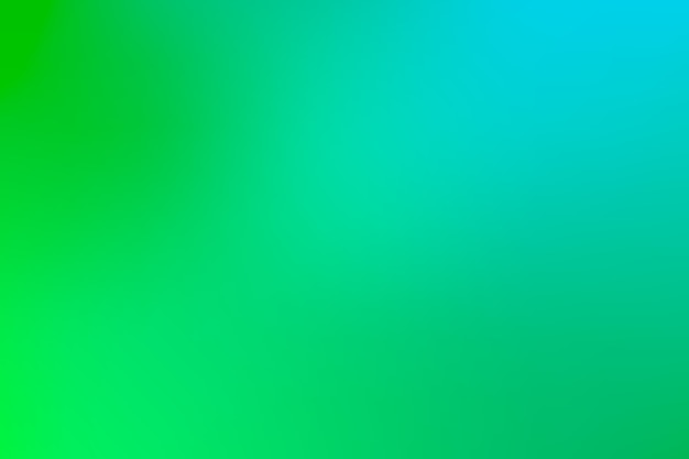 Hintergrund mit farbverlauf in grüntönen Kostenlosen Vektoren