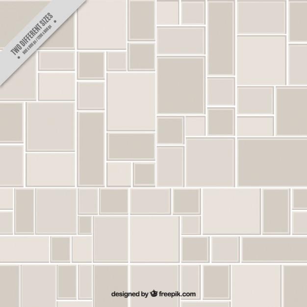 Hintergrund mit grauen fliesenboden Kostenlosen Vektoren