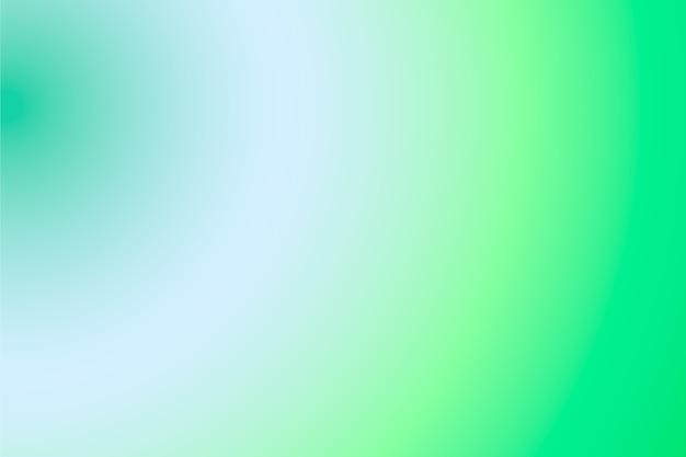 Hintergrundsteigung in den grünen tönen Kostenlosen Vektoren
